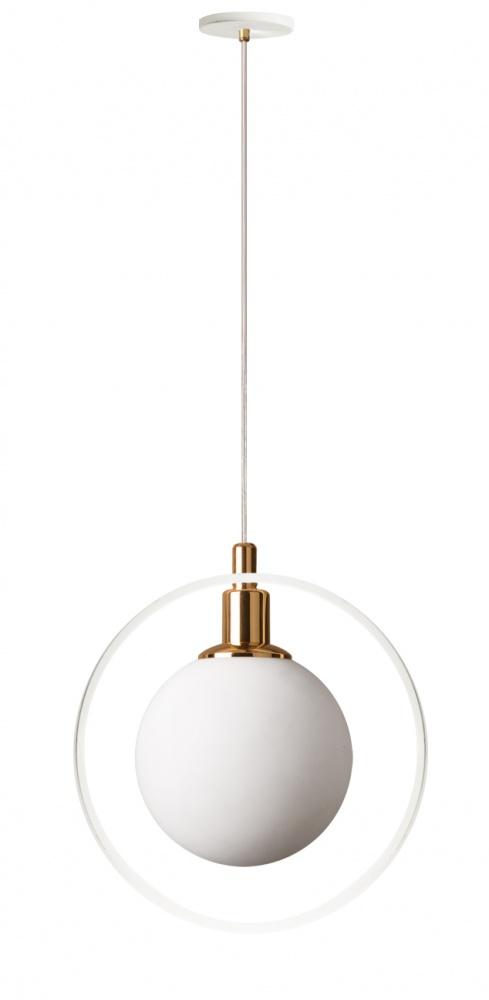 Almila Design Hängelampe Elegant White