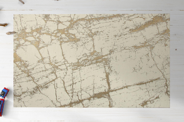 Almila Teppich Elegant White 120x180