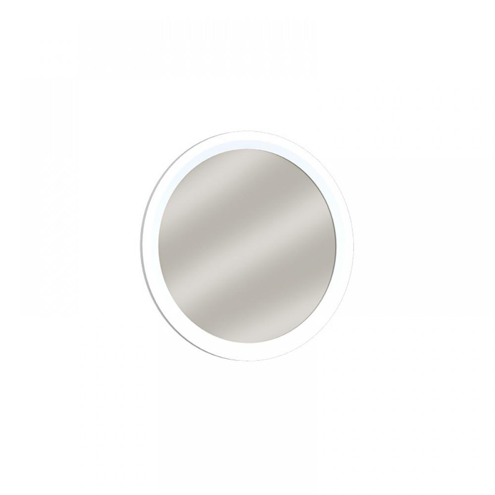 Almila Wandspiegel rund Bright 70x70
