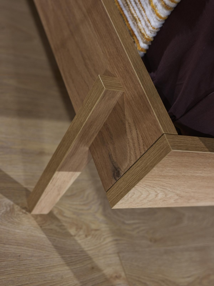 Almila Jugendzimmer komplett Set in Holz Optik Origami 8-teilig