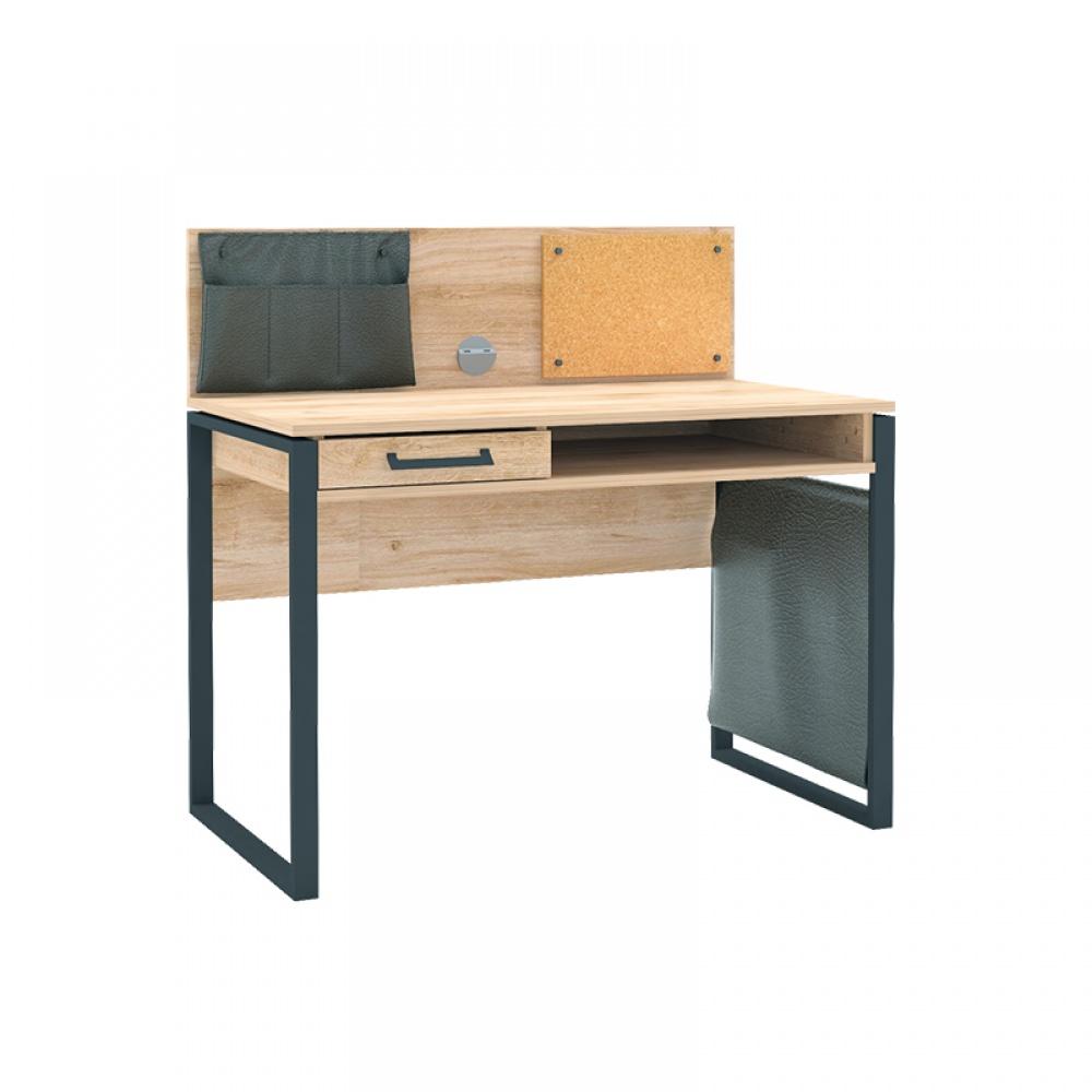 Almila Schreibtisch Loft mit USB