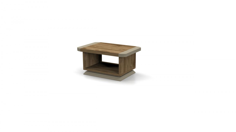 Büro Couchtisch Relix in Holz Optik Beige