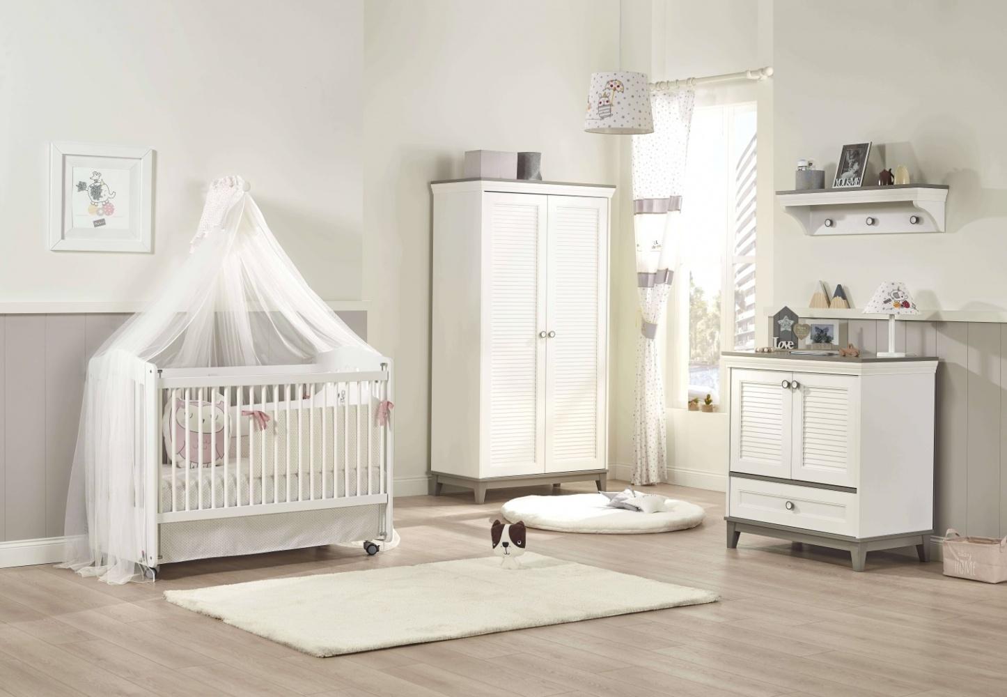 Babyzimmer_Set_Sofy_3-teilig_Rosa_Bild02