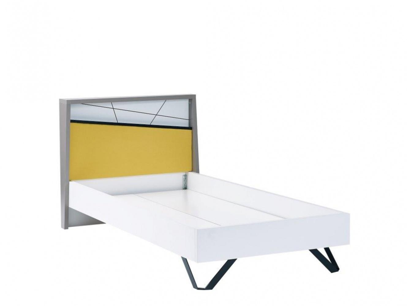 Almila Design Jugendbett Vector in 100x200